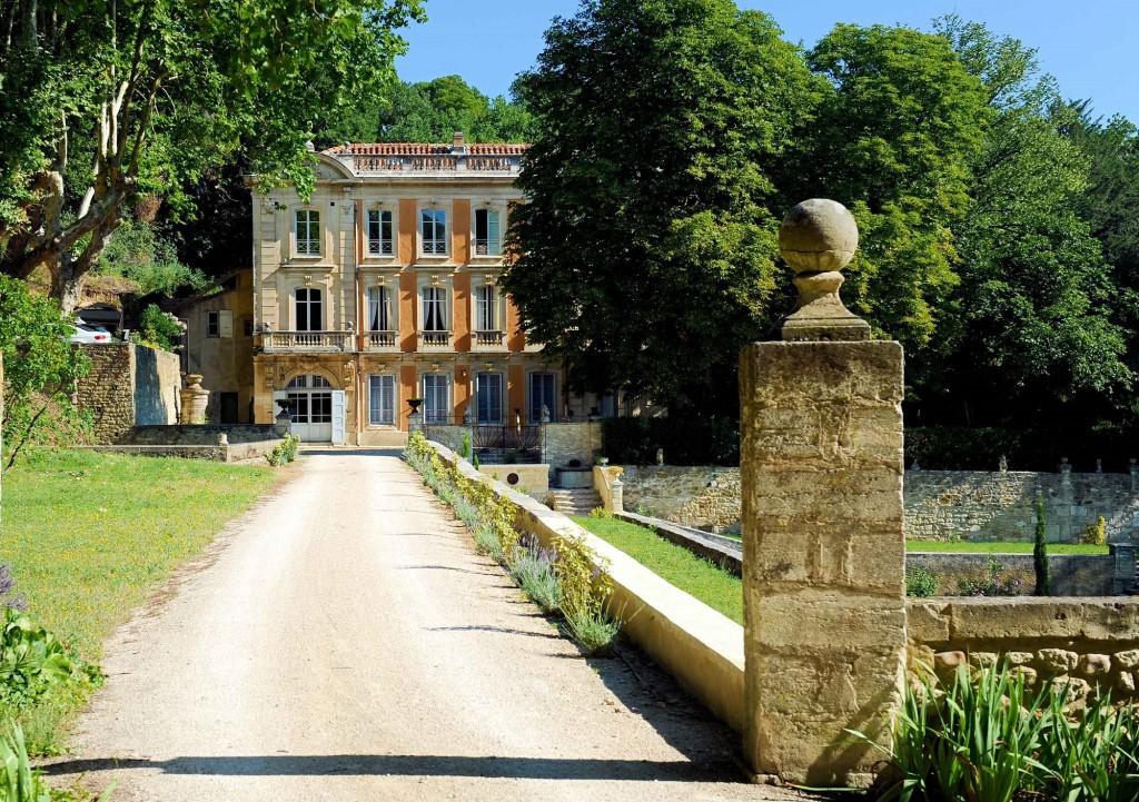 Château de Fontségugne, Berceau du Félibrige.
